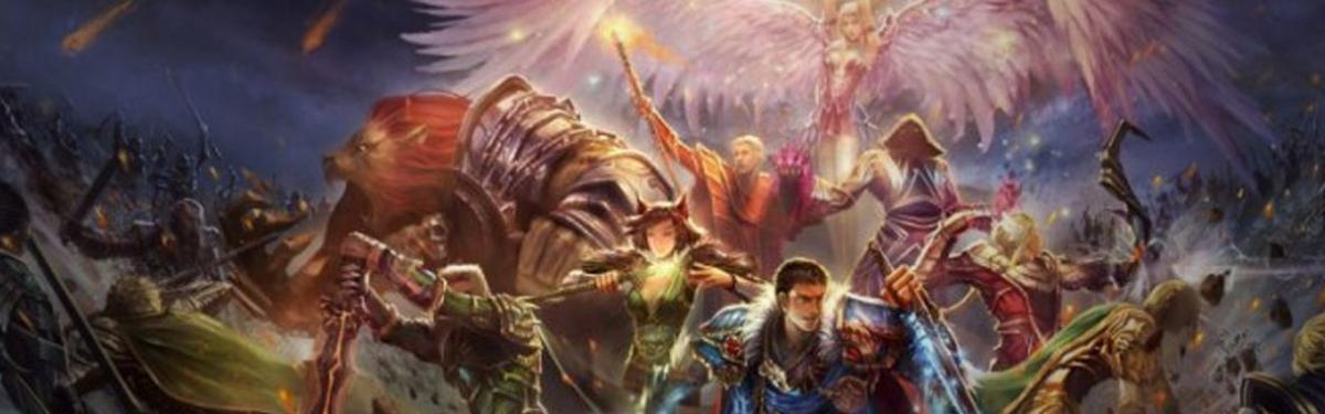 [Видео] MMORPG c лучшим open world PvP