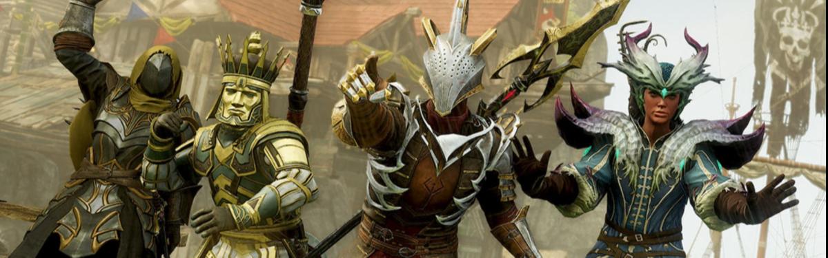 [Видео] MMORPG New World — лучший симулятор очереди