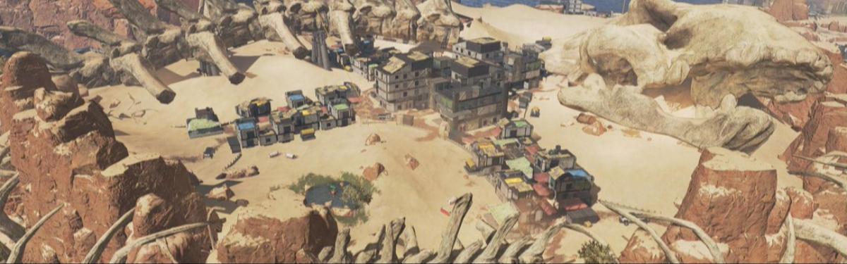 Apex Legends - Разработчики собираются вернуть «Город Черепов»