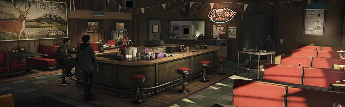 Видеосравнение Alan Wake Remastered на Xbox Series X с оригиналом на Xbox 360