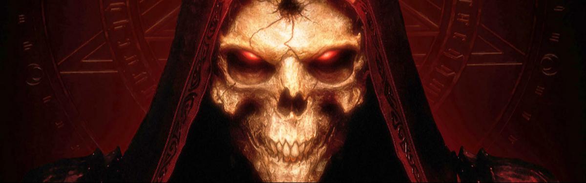 Вышел первый патч Diablo II: Resurrected