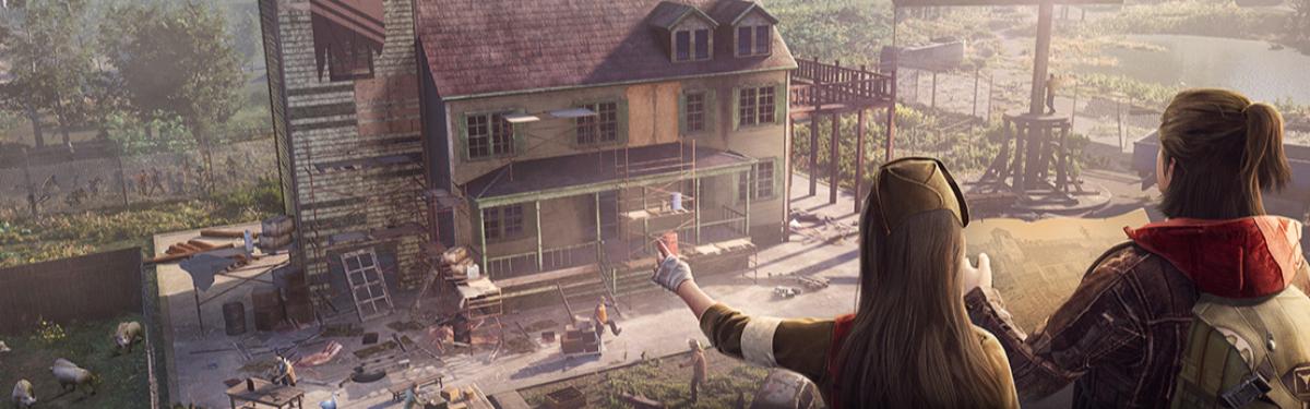 Undawn — Зомби роскоши не помеха, или ролик о доступном игрокам жилье
