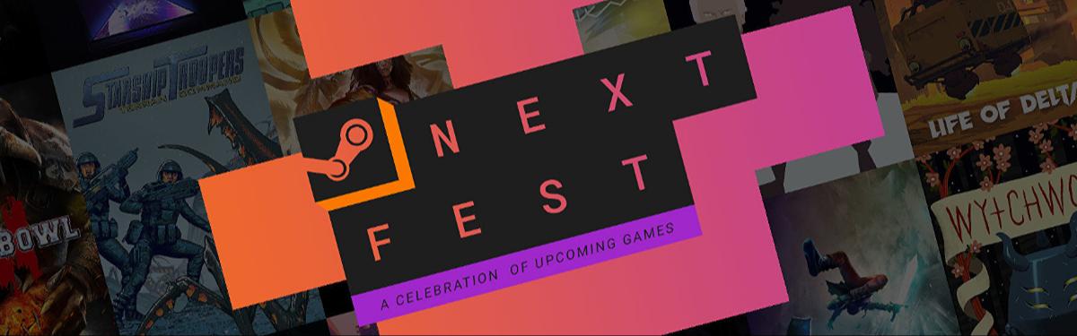 Стартовал октябрьский фестиваль Steam Next Fest, предлагающий более сотни бесплатных демоверсий игр