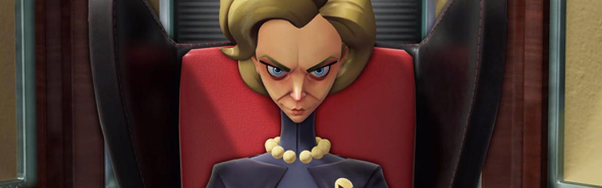 Evil Genius 2: World Domination — Трейлер Эммы: кресло-паук и голос Манипенни из бондианы