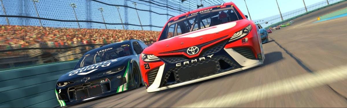 В Motorsport Games подтвердили создание NASCAR 21