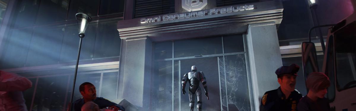 RoboCop: Rogue City — Концепт-арты и первые подробности