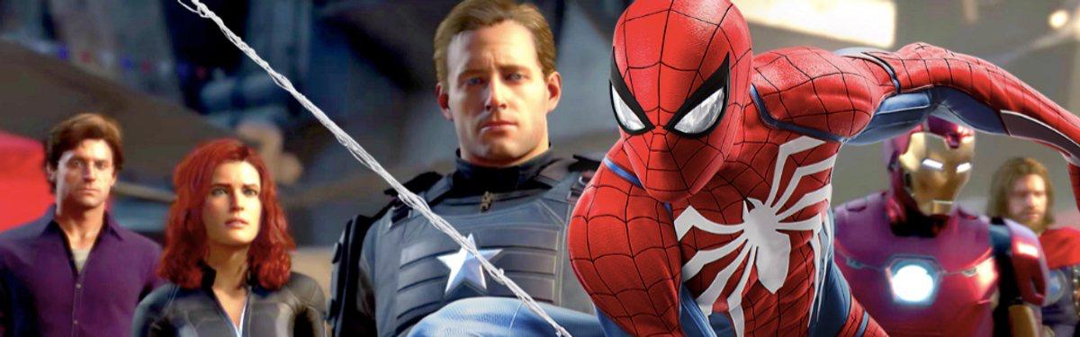PlayStation получит эксклюзивный контент в Marvel's Avengers