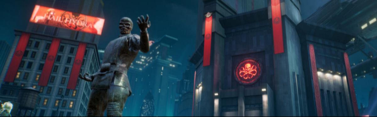 Marvel Future Revolution - Разработчики представили новое видео игрового процесса за Человека-Паука