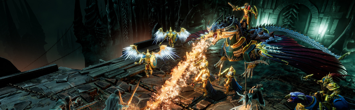 Warhammer Age of Sigmar: Storm Ground — Коротко и по существу о кастомизации юнитов и героев