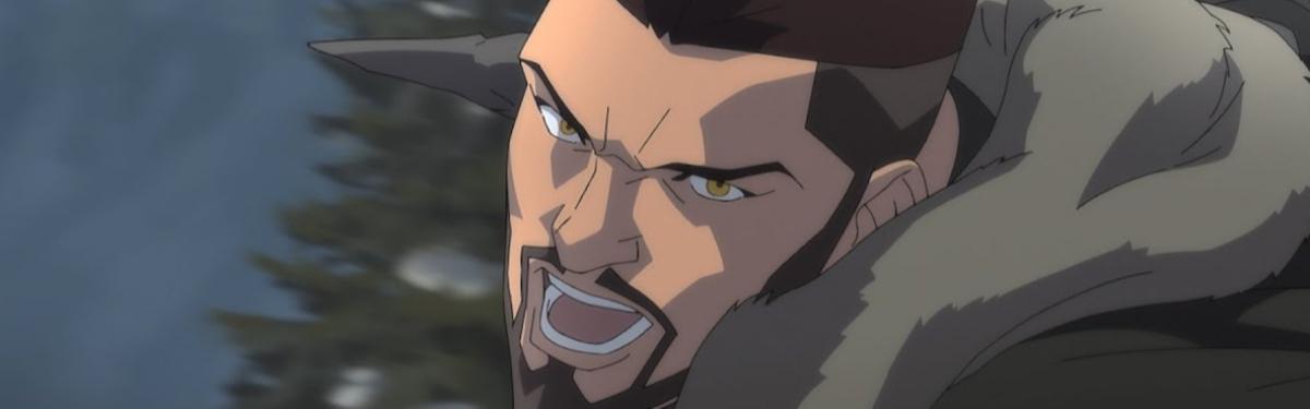 Весемир принимает ванну в тизер-трейлере аниме «Ведьмак: Кошмар волка»