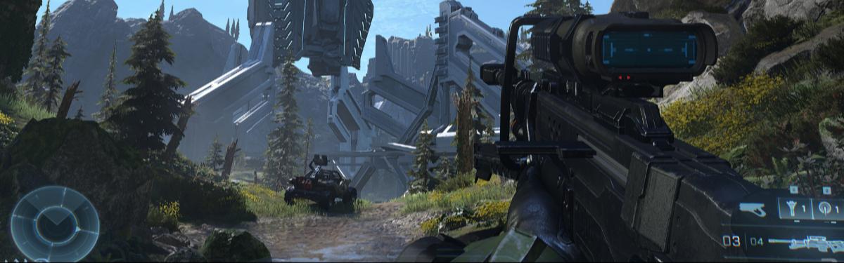 Halo Infinite — Первое тестирование начнется на следующих выходных