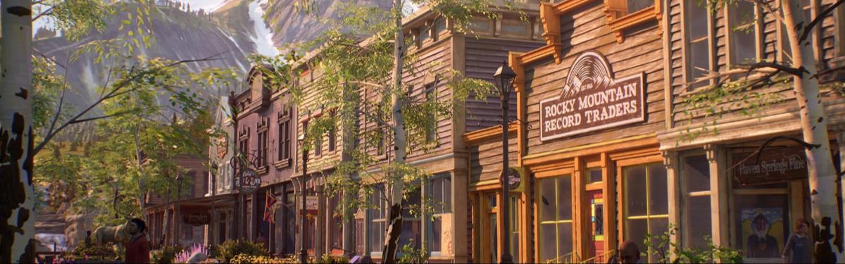 Новый трейлер Life is Strange: True Colors знакомит игроков с городом Хейвен-Спрингс