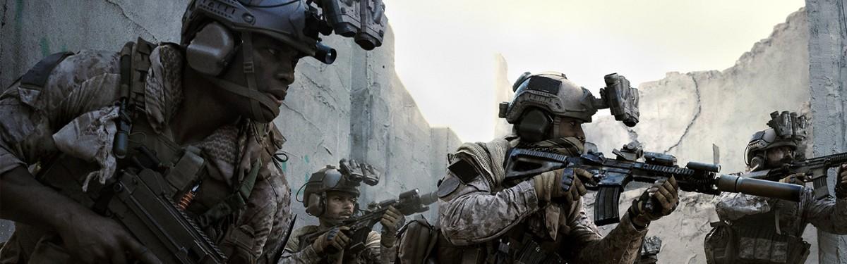 Call of Duty: Modern Warfare — Трейлер, посвященный применению RTX в кампании