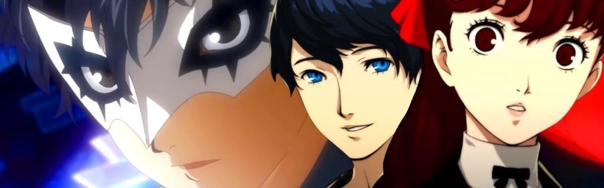 "Persona 5 Royal - ""Западный"" релиз назначен на весну"