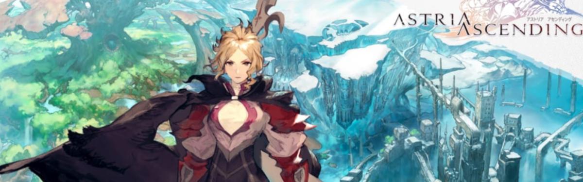 Анимационный трейлер Astria Ascending от сценариста Final Fantasy и композитора Valkyria Chronicles