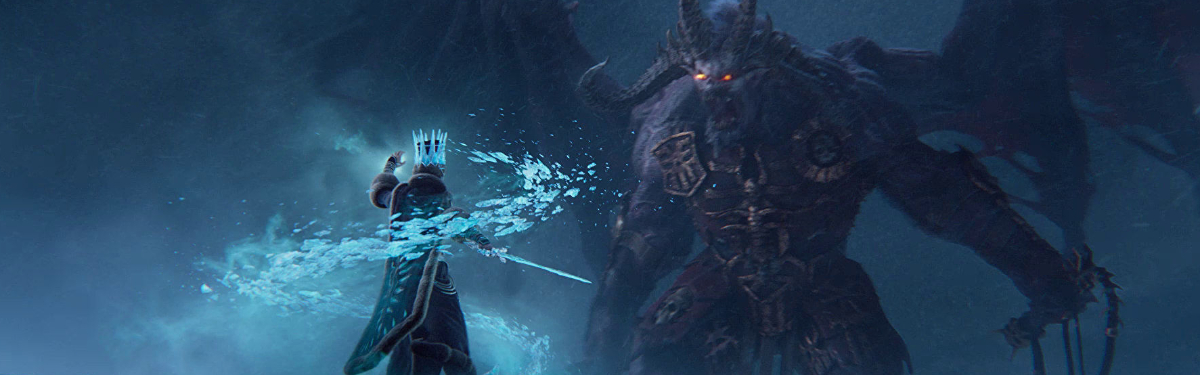 Total War: WARHAMMER III — Крылатые копейщики Кислева
