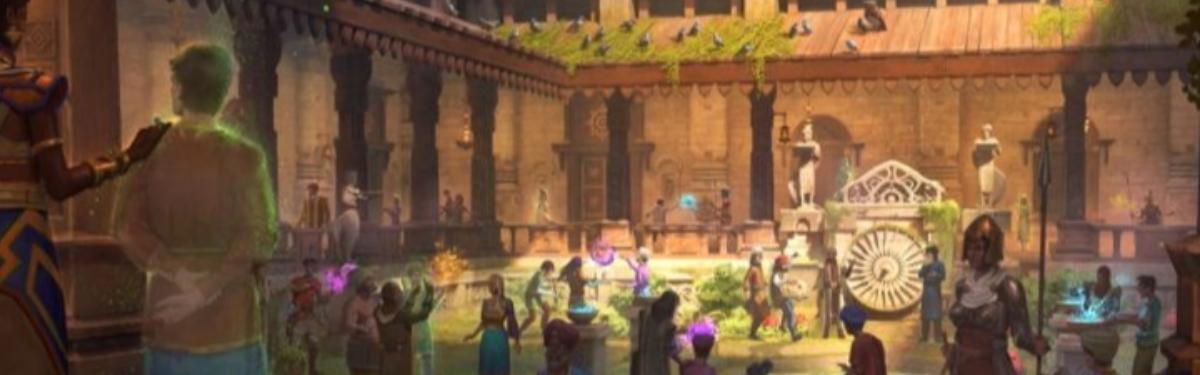 Анонсирована новая ММОRPG-игра Into the Echo, разработанная на движке Unreal Engine 5