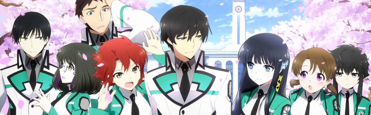 Mahouka: Непутевый ученик в школе магии - тайтл получит два полноценных продолжения