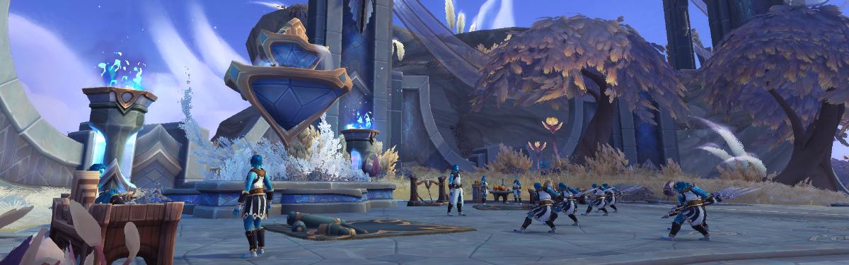 World of Warcraft: Shadowlands - Подробности о дополнении.  Бета-тестирование продолжается