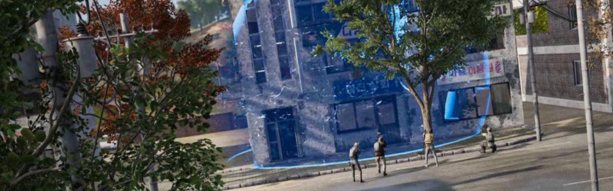 """Карманная """"Синяя зона"""" и новое оружие в трейлере грядущего патча 13.2 для PlayerUnknown's Battlegrounds"""