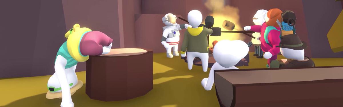 Human: Fall Flat — Игра празднует свое 5-летие и 30 миллионов проданных копий