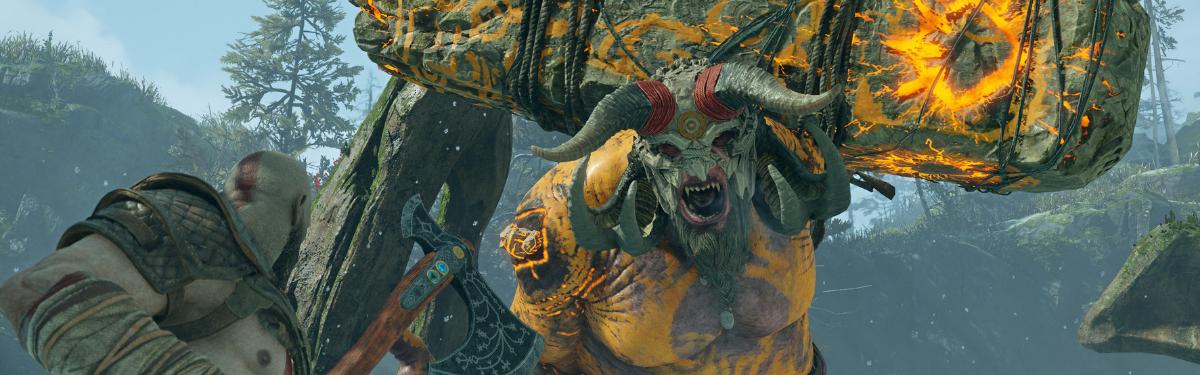 God of War на ПК портирует безвестная студия, помогавшая с релизом Dark Souls в Steam