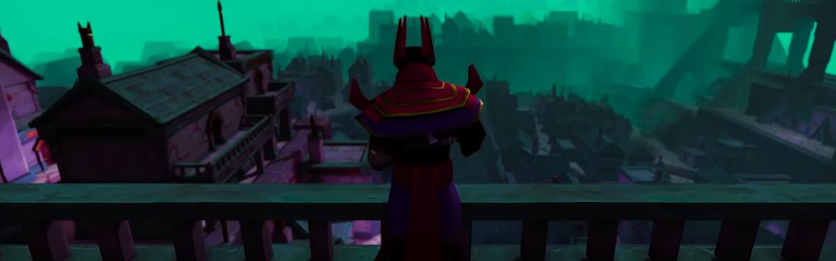 """RuneScape - Релиз мобильной версии и трейлер обновления """"City of Senntisten"""""""