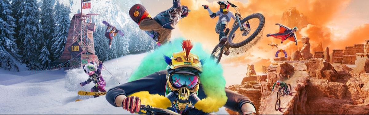 Бесплатная пробная версия Riders Republic на ПК будет доступна 12 октября