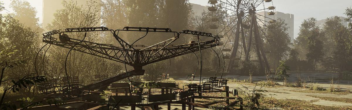 Стрим: Chernobylite - В поисках Танюхи