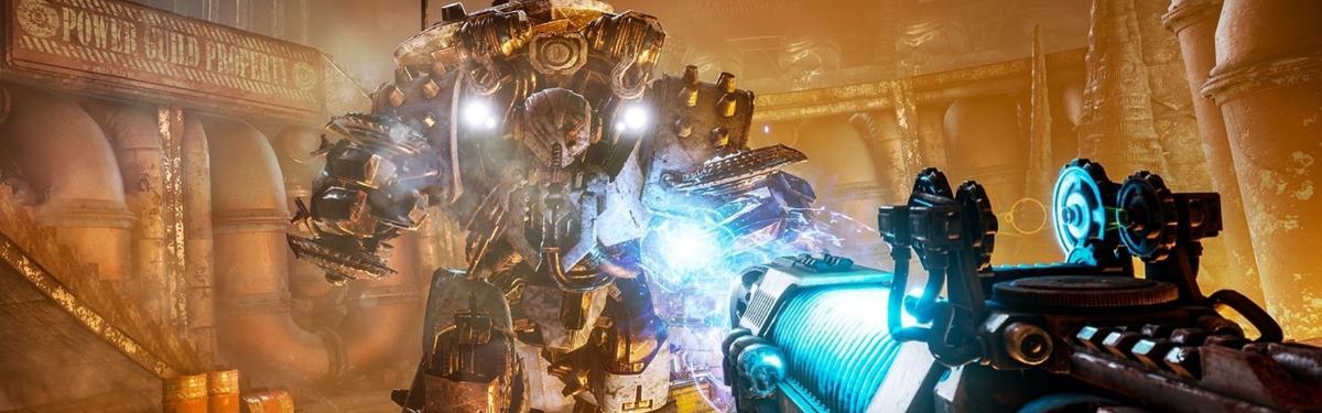 Necromunda: Hired Gun — Обзорный трейлер игрового процесса
