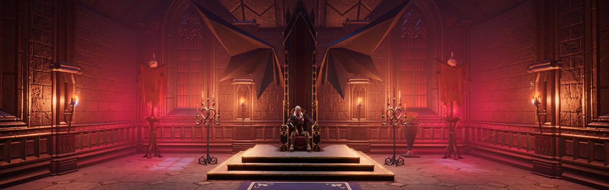 Новый геймплейный трейлер вампирской ММО V Rising