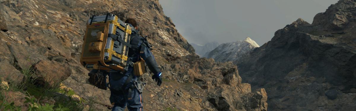 Kojima Productions продали уже больше 5 млн копий Death Stranding на PS4 и PC
