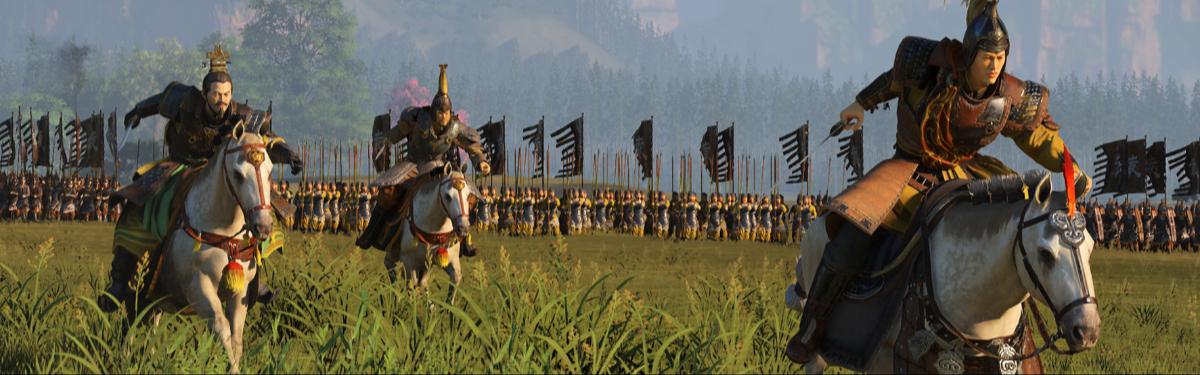 """Total War: Three Kingdoms - Вышло расширение """"Fates Divided"""""""