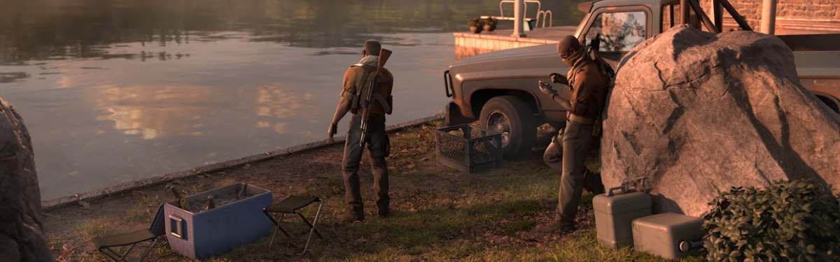 """Стала доступна операция """"Хищные воды"""" к Counter-Strike: Global Offensive"""