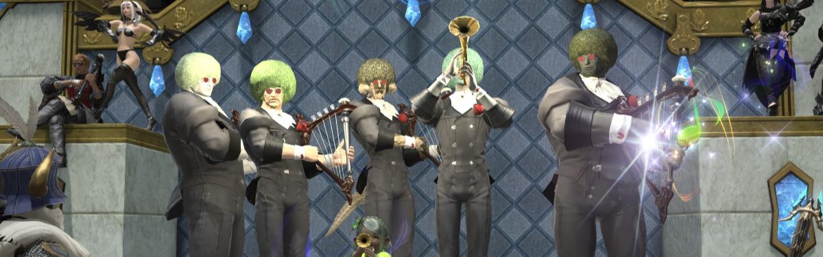 Стрим: Существует ли гринд в Final Fantasy XIV Online?
