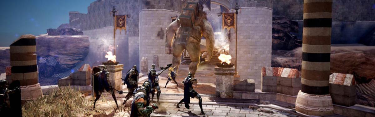 [Видео] MMORPG Black Desert — новое PVP, дата релиза данжа, реворк классов