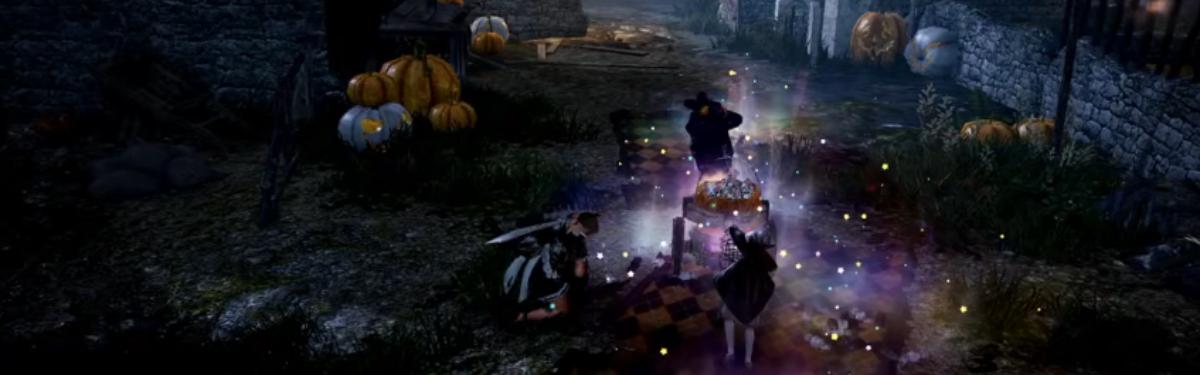 Black Desert Mobile отмечает Хэллоуин целым рядом ивентов