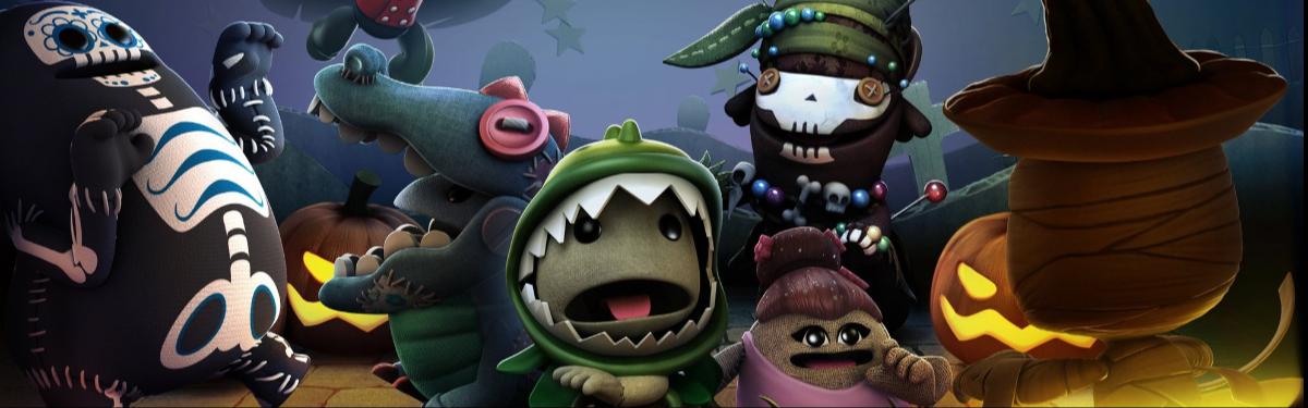 По случаю Хэллоуина в Sackboy: A Big Adventure игрокам подарят бесплатный костюм и эмоцию