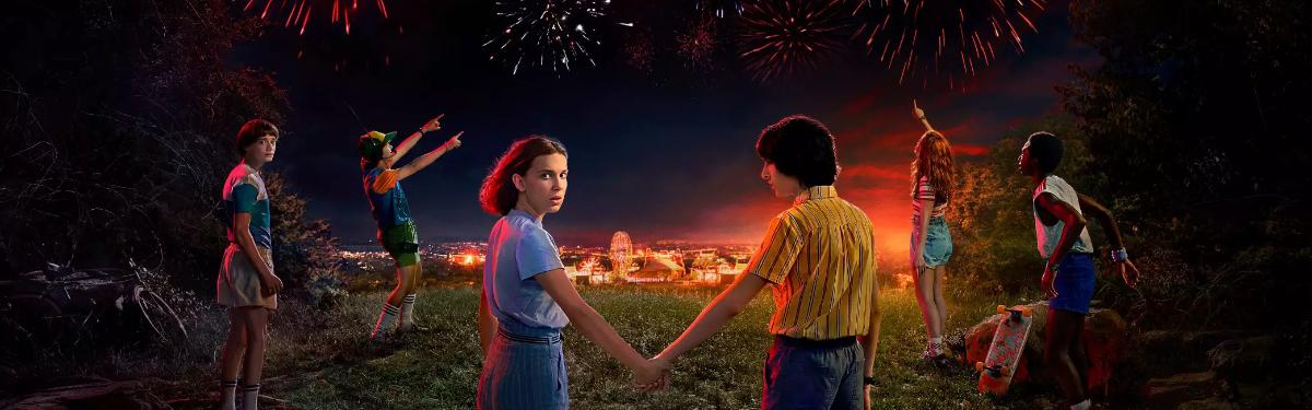 Клюква только начинается. Netflix выпустил тизер четвертого сезона «Очень странных дел»