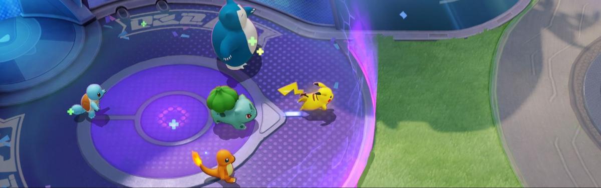 Более 9 миллионов загрузок Pokémon UNITE на Nintendo Switch