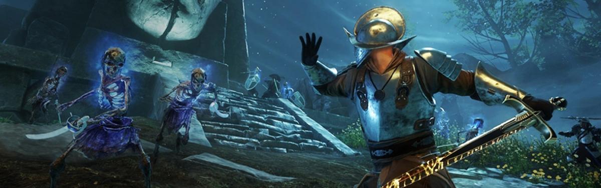 [Видео] MMORPG New World — весь PvE контент в игре