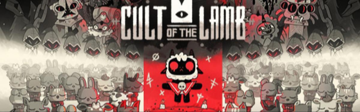 [gamescom 2021] Cult of the Lamb – симпатичная овца-сатанист собирает свою секту в мрачном рогалике