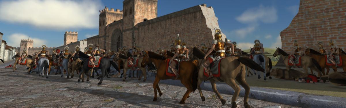 Total War: ROME REMASTERED — Игровой процесс и сравнение с оригиналом