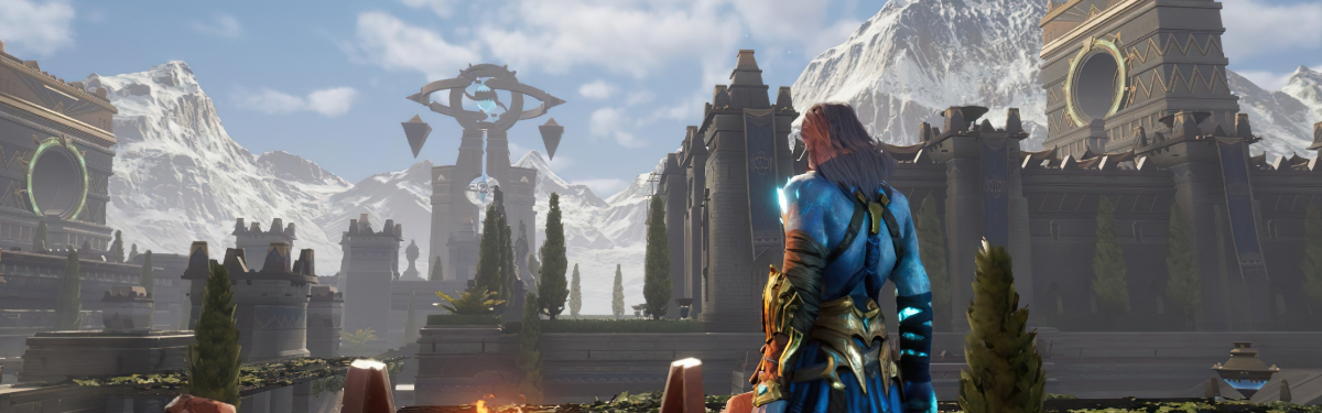 [Видео] Project: Ragnar?k — новая MMORPG ААА-класса
