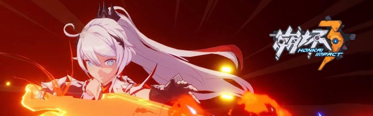 Honkai Impact 3rd - Эпичный ролик с рождением нового херршера огня