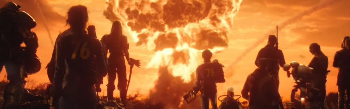 """Fallout 76 - Разработчики отметят """"День, когда упали бомбы"""" бонусами к прокачке"""