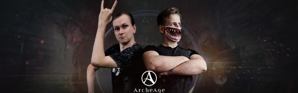 """[Стрим] Спецпроект: ArcheAge - Второй день """"Битвы двух ёкодзуна"""""""