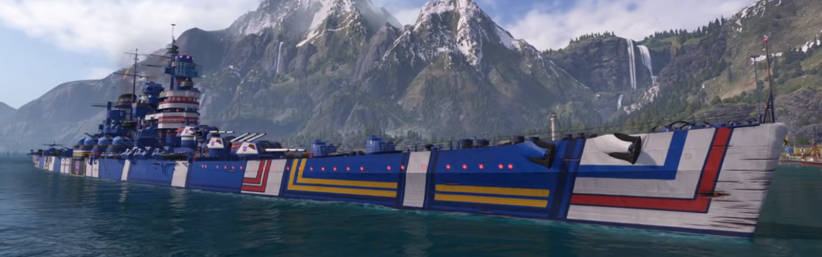 """Новые Трансформеры и """"King of the Sea XIII"""" в World of Warships"""