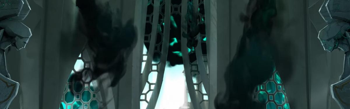 """League of Legends - Кинематографический тизер """"Судьба Демасии"""""""