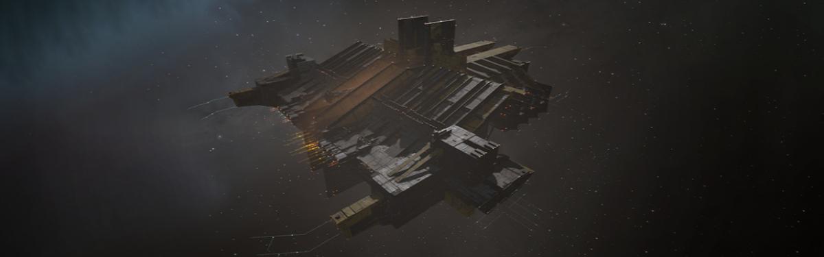 EVE Online — Уничтожен самый дорогой инженерный комплекс в игре